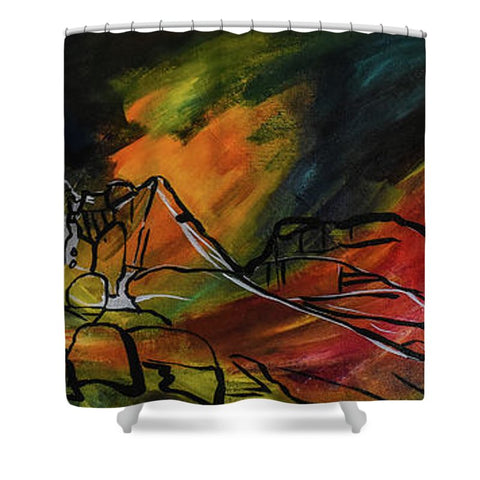 Cowen - Shower Curtain