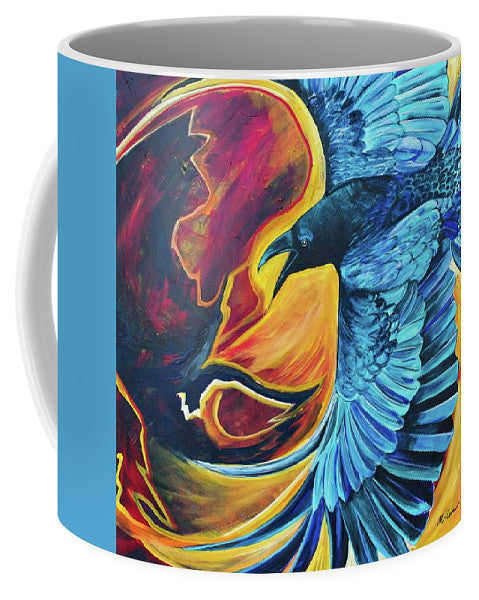 Huginn-Thought - Mug