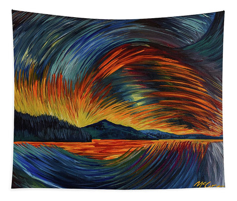 Lake Sun Dance - Tapestry