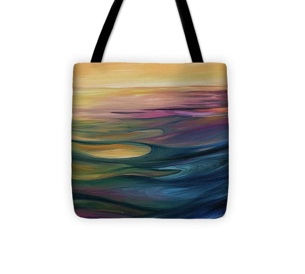 Lake Sunset - Tote Bag