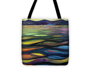 Late Morning Glow - Tote Bag