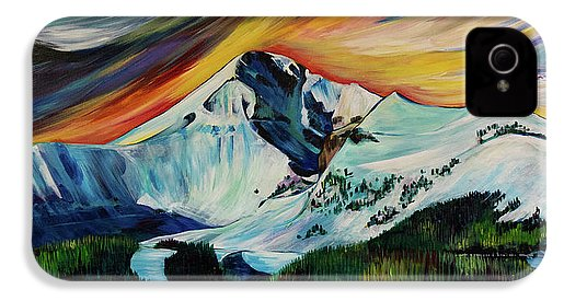 Lone Peak - Phone Case