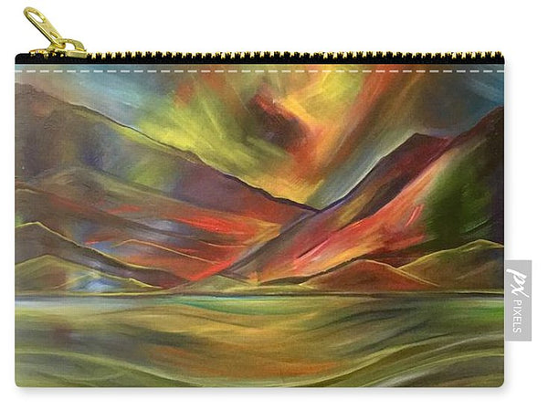 Misty Morning - Carry-All Pouch