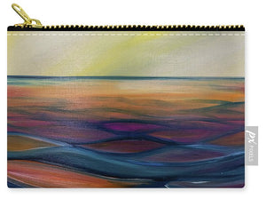 Montana Lake Sunset - Carry-All Pouch
