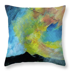 Montana Sky - Throw Pillow