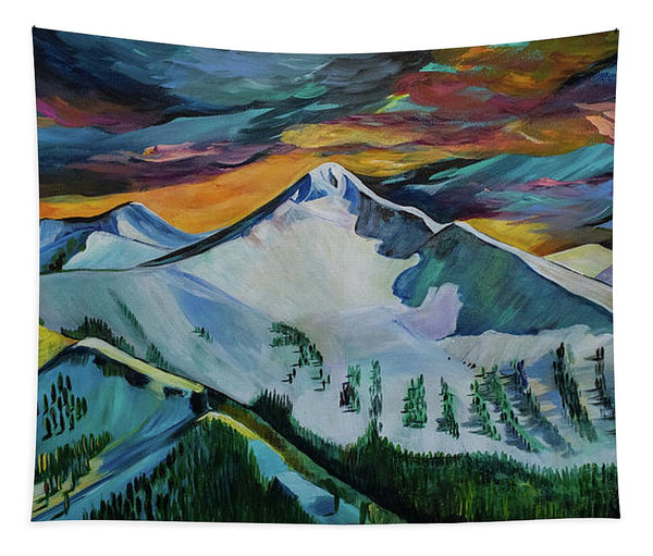 Mount Blackmore - Tapestry