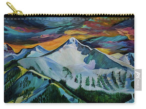 Mount Blackmore - Carry-All Pouch