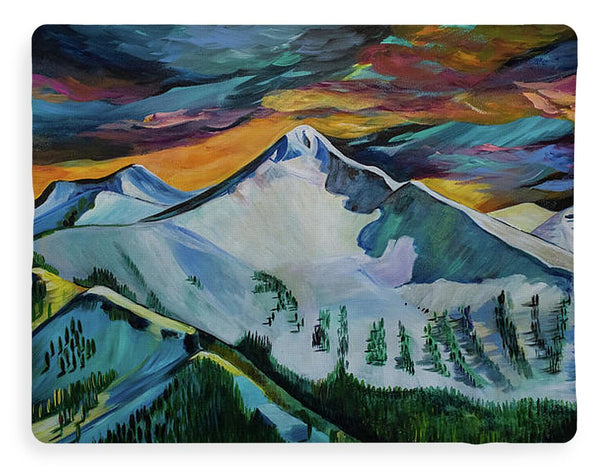 Mount Blackmore - Blanket