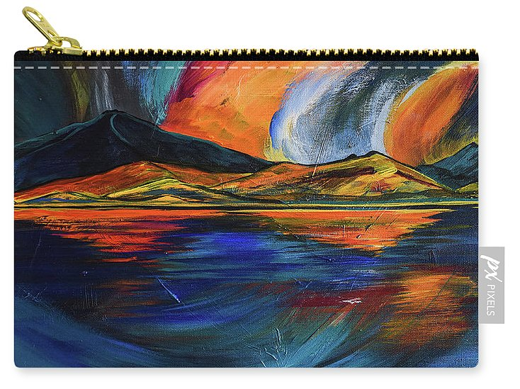 Mountain Reflections   - Carry-All Pouch