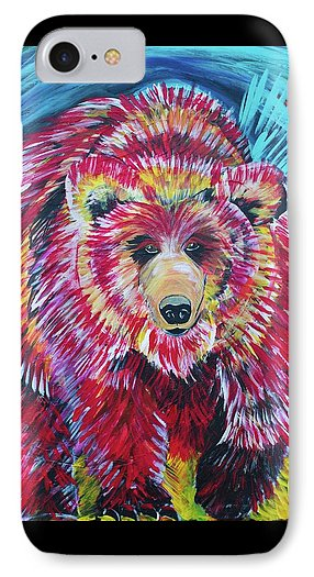 Odin-Grizzly - Phone Case