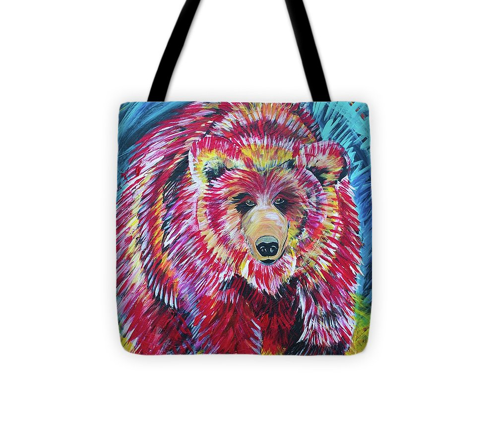 Odin-Grizzly - Tote Bag