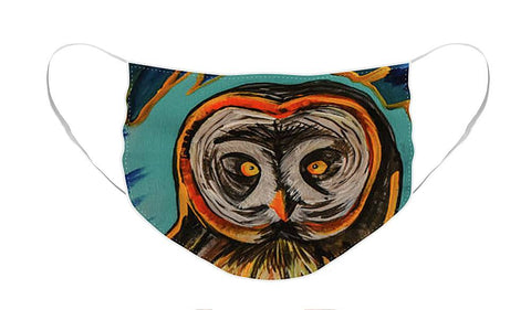 Owl Eyes - Face Mask