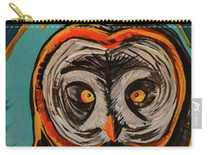 Owl Eyes - Carry-All Pouch