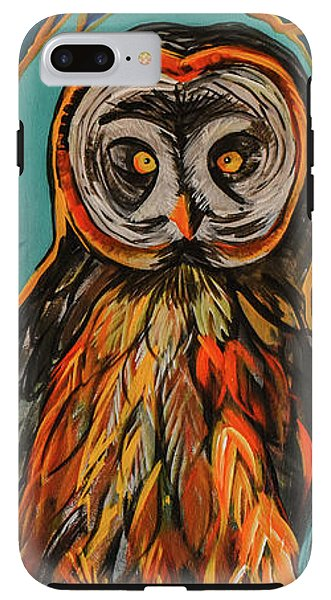 Owl Eyes - Phone Case