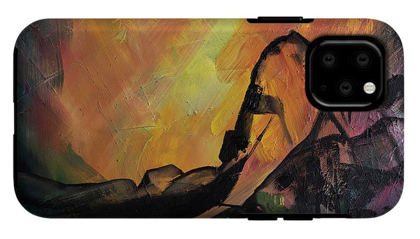 Rage 4, Mount Cowen - Phone Case