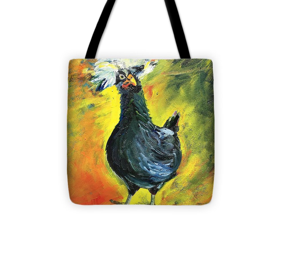 Rockstar Chicken - Tote Bag