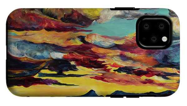 Ross Peak - Phone Case
