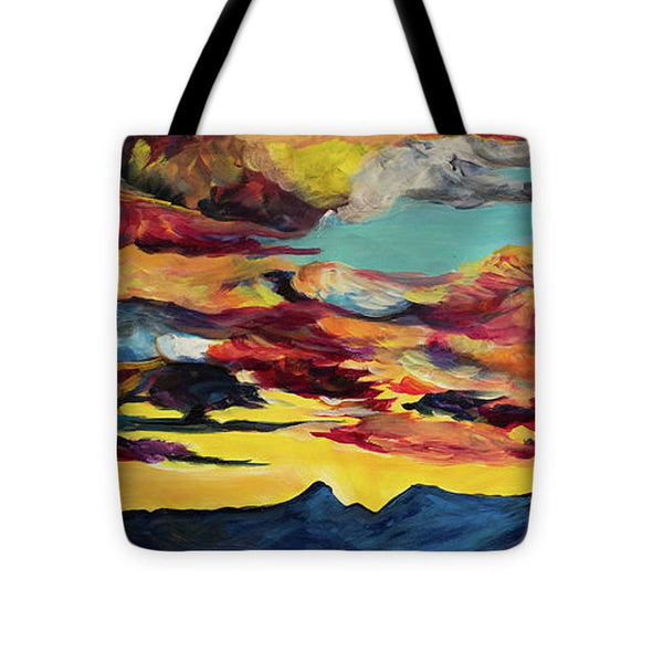 Ross Peak - Tote Bag