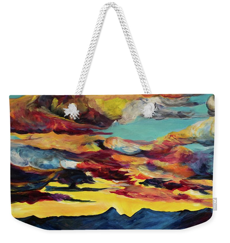 Ross Peak - Weekender Tote Bag