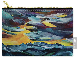 Spanish Peaks - Carry-All Pouch