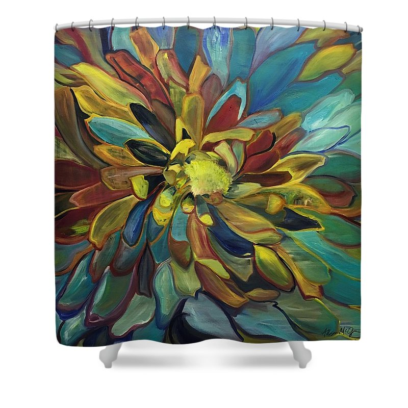 Sunflower - Shower Curtain