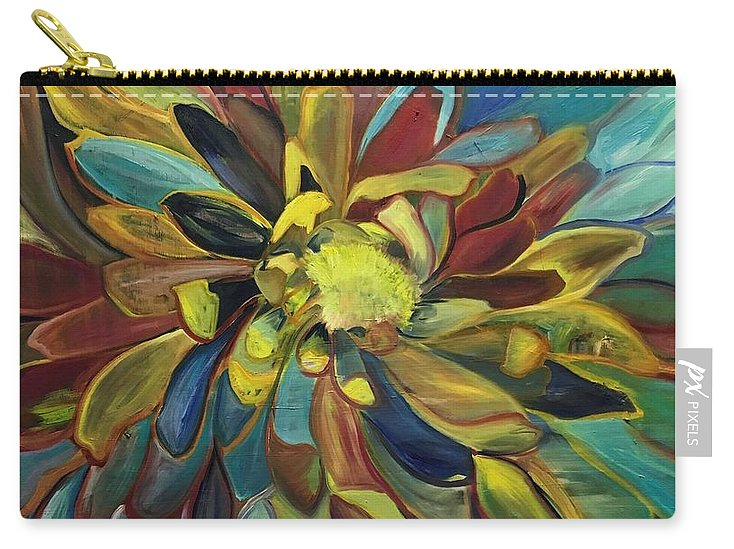 Sunflower - Carry-All Pouch