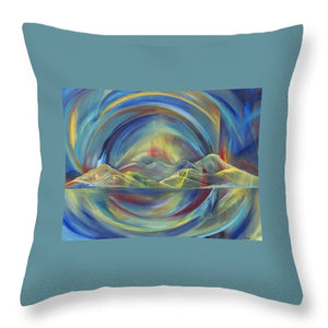 The Mystic - Throw Pillow