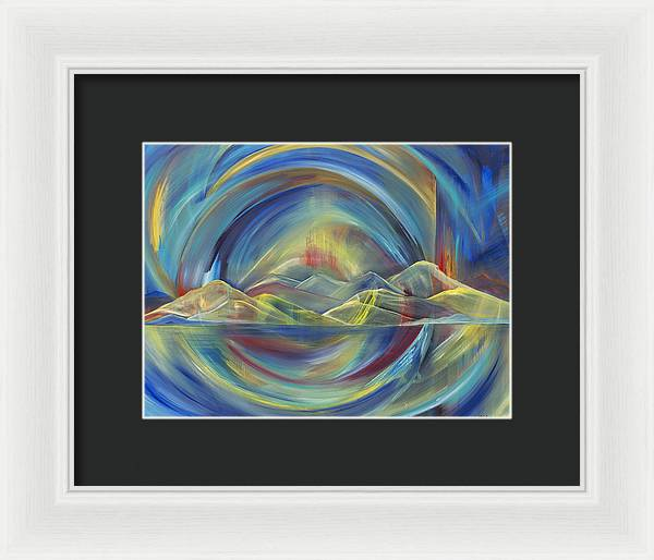 The Mystic - Framed Print