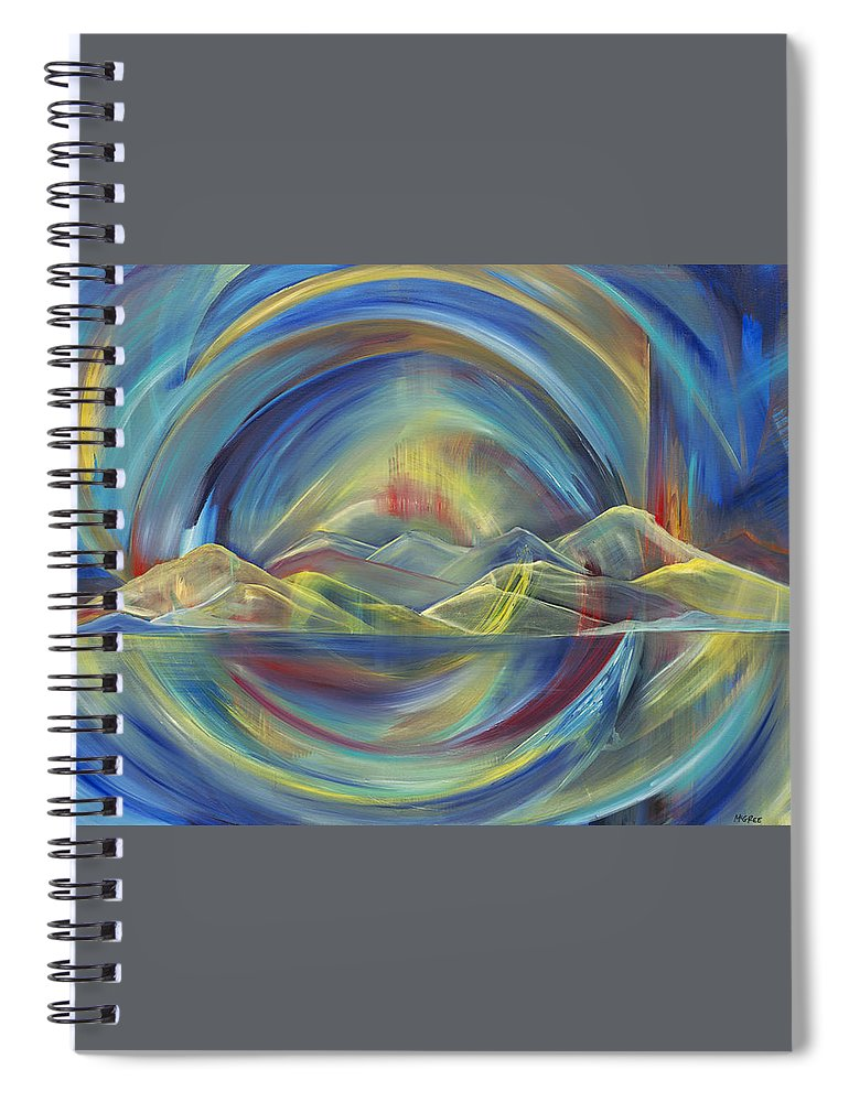 The Mystic - Spiral Notebook