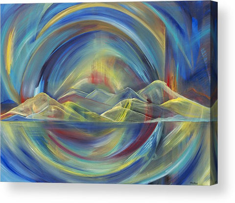 The Mystic - Acrylic Print