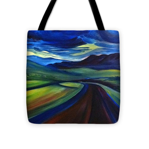 The Open Road - Tote Bag