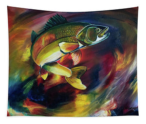 Walleye - Tapestry
