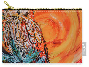 Wise Old Owl - Carry-All Pouch