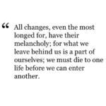 all that changes quote