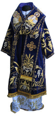Embroidered Bishop Vestment