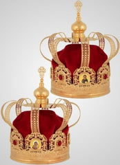 Copy of Wedding Crowns (Slavic Style)