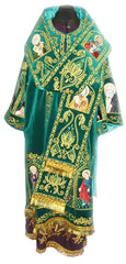 Velvet Bishop Vestment