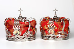 Wedding Crowns (Slavic Style)