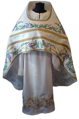 Paschal Priest Embroidered Vestment