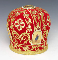 Red Mitre