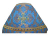 Priest Vestment Sunny Cross Blue