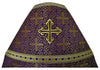 Priest Vestment Byzantine Cross Purple