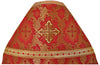 Priest Vestment Sunny Cross Red