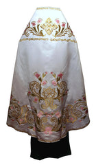 White Priest Vestment