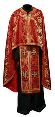 Red Greek Vestment