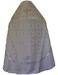 Priest Vestment Sunflower White