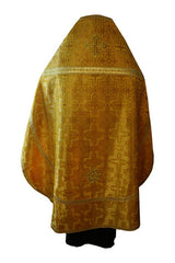 Gold Priest Vestment