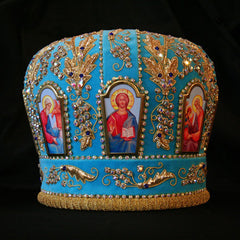 Blue Mitre (Priest)