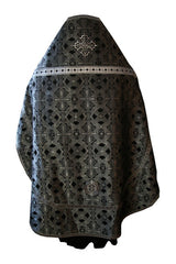 Black Priest Vestment