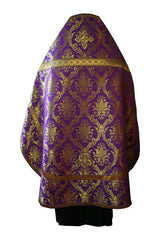 Purple Priest  Vestment
